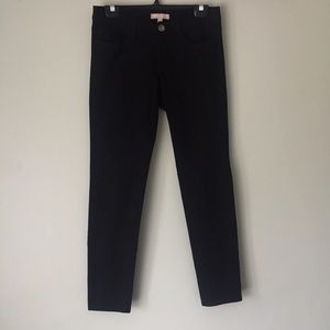 Banana Republic Sloan Fit Black Pants